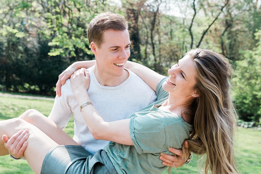Couple Shoot Engagement