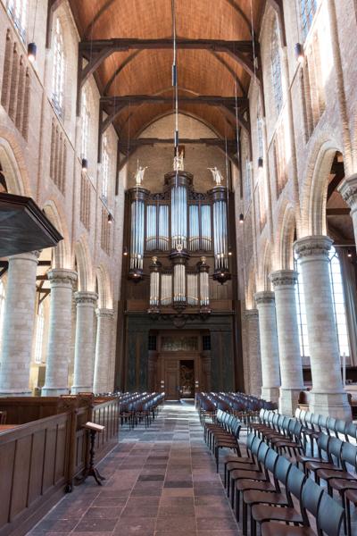 orgel kerk