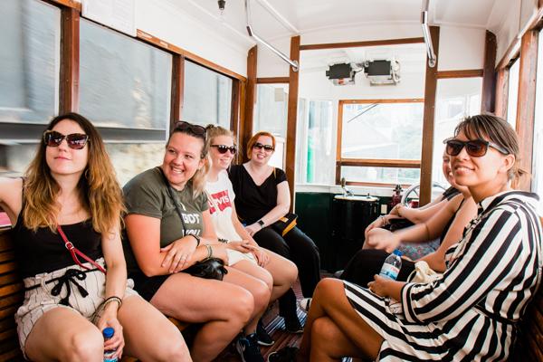 tram photo lissabon