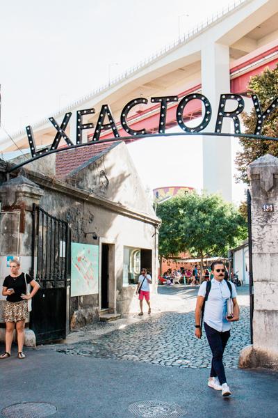 Lissabon reportage
