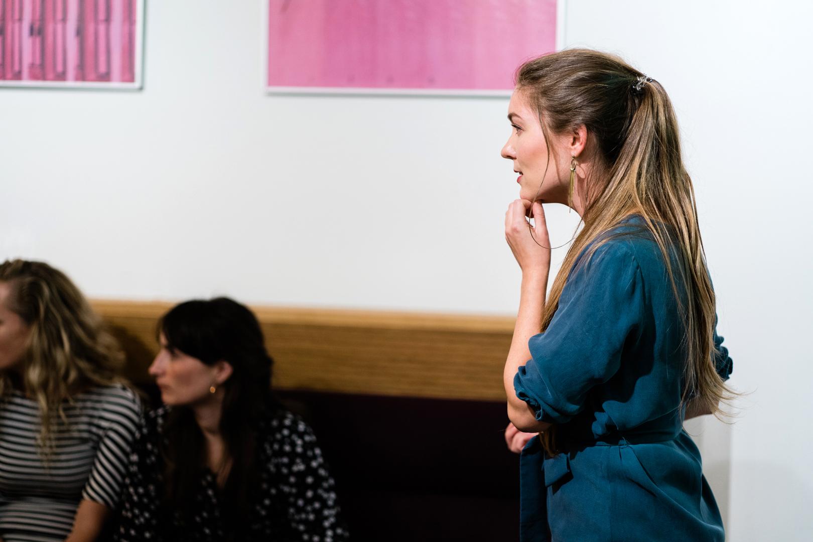 Karlijn Kwint Presenteert Voor Future Females